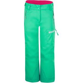 TROLLKIDS Hallingdal Pantaloni Bambino, verde